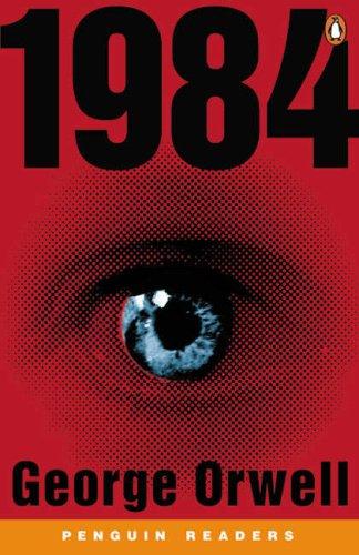 9780582777552: 1984. Pack. Con audiocassetta. Per le Scuole superiori (Penguin Readers Simplified Text)