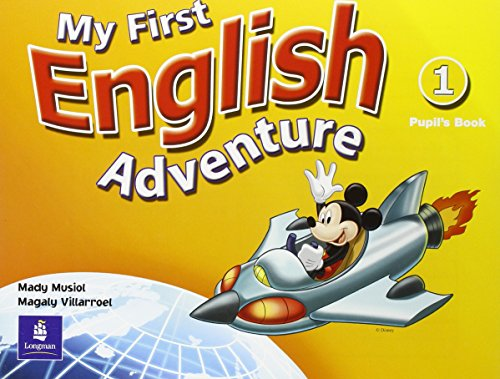9780582778221: MY FIRST ENGLISH ADVENTURE 1 PUPIL'S BOOK GLOBAL