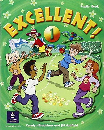 9780582778344: Excellent 1 Pupils Book