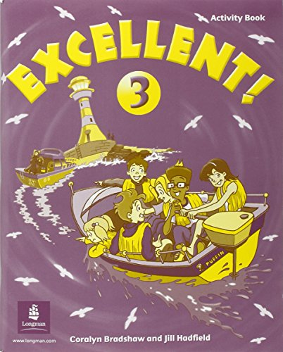 9780582778474: Excellent: Activity Book Level 3