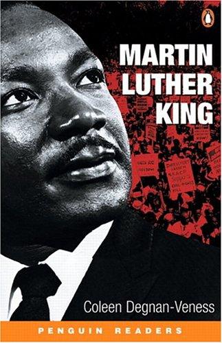 9780582779563: Martin Luther King, Level 3, Penguin Readers (Penguin Readers: Level 3)