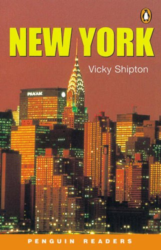 9780582779655: New York (Penguin Joint Venture Readers)
