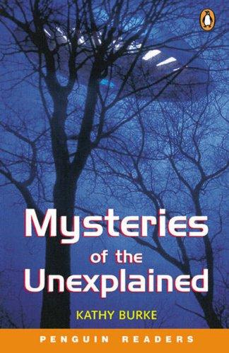 9780582779747: Mysteries of the Unexplained (Penguin Longman Penguin Readers)