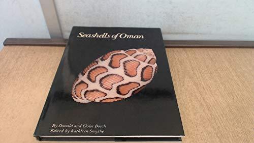 Seashells of Oman: Donald Bosch