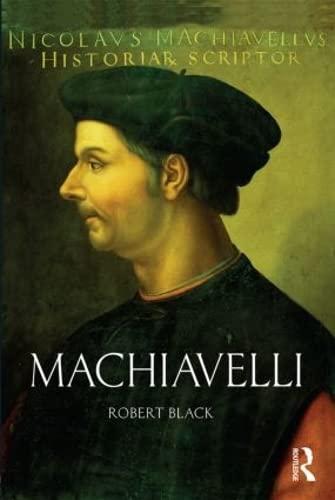 9780582784062: Machiavelli