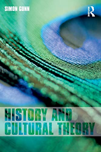 9780582784086: History and Cultural Theory