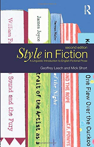 9780582784093: Style in Fiction: A Linguistic Introduction to English Fictional Prose (English Language Series)