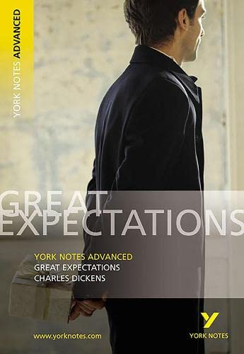 9780582784277: Great Expectations: York Notes Advanced