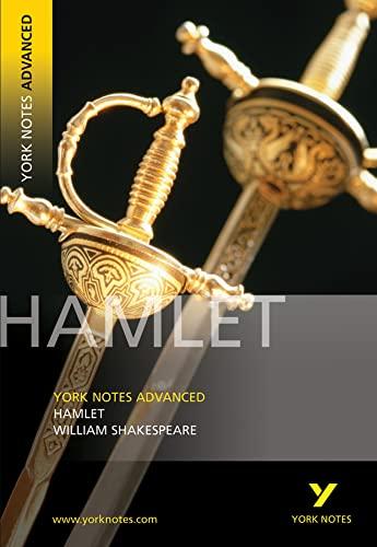 9780582784284: Hamlet (York Notes Advanced)