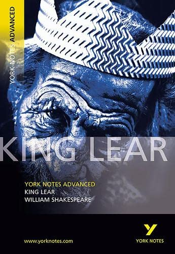 9780582784291: King Lear (York Notes Advanced)