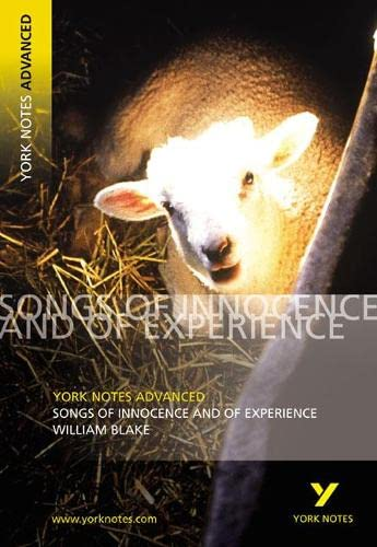 9780582784338: Songs of Innocence and Experience: York Notes Advanced