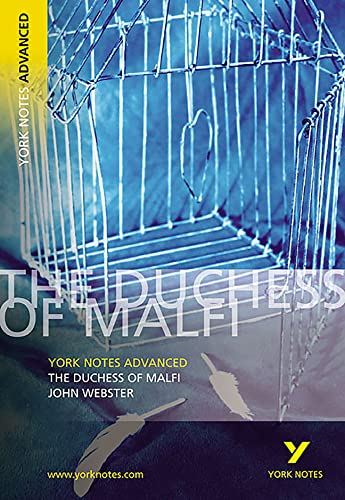 9780582784352: The Duchess of Malfi: York Notes Advanced