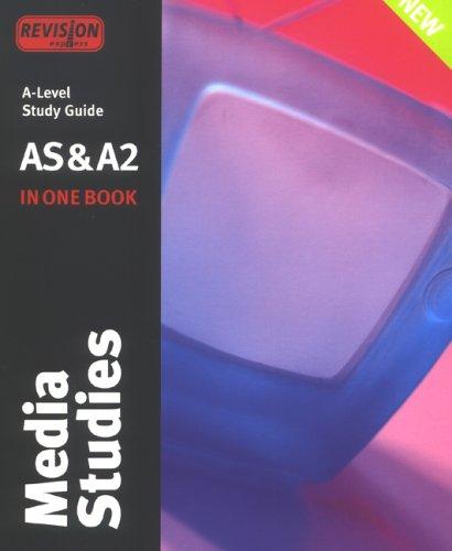 9780582784420: Media Studies (A-Level Study Guide)