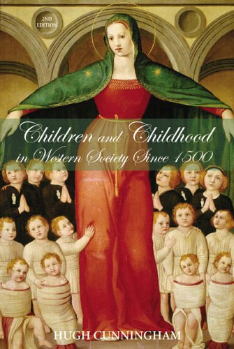 9780582784536: Children and Childhood in Western Society Since 1500 (Studies In Modern History)