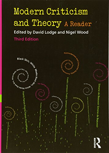 9780582784543: Modern Criticism and Theory: A Reader