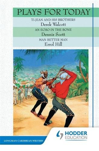 9780582786202: Plays for Today (Caribbean Writers)