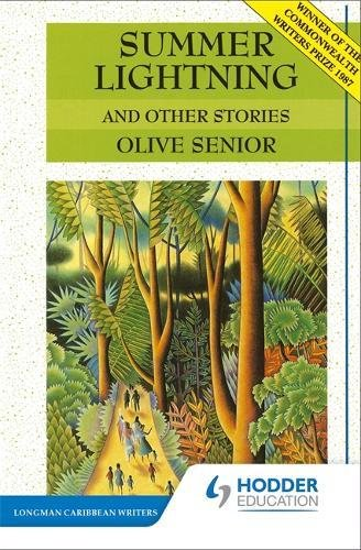 9780582786271: Summer Lightning and Other Stories (Longman Caribbean Writers Series)
