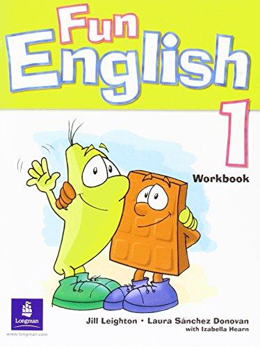 Fun English 1 Global Workbook: Leighton, Jill; Hearn,