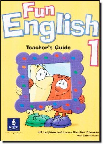 9780582789425: Fun English Level 1: Teacher's Book
