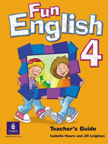 9780582789579: Fun English 4 Global Teacher's Guide: Teacher's Book