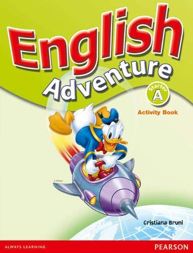9780582791404: English Adventure Starter A Activity Book