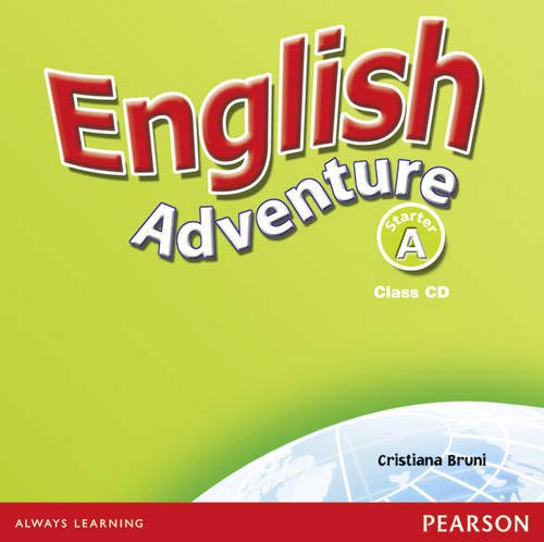 9780582791428: English Adventure Starter A: Class CD