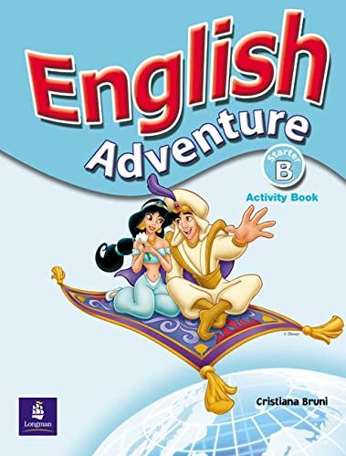 9780582791527: English Adventure Starter B Activity Book