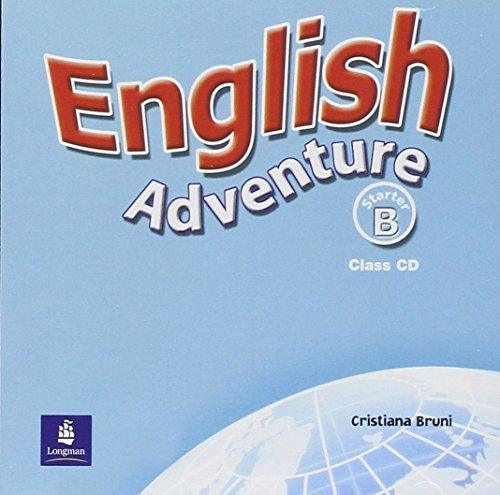 9780582791541: English Adventure Starter B: Class CD