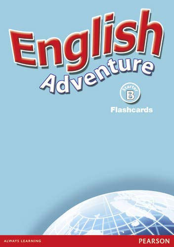 9780582791558: English Adventure Starter B Flashcards (English Adventure)