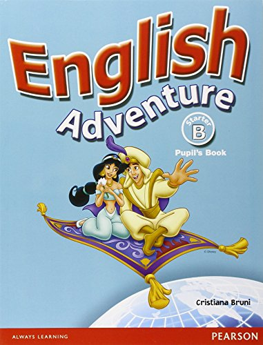 9780582791572: English Adventure Starter B Pupils Book