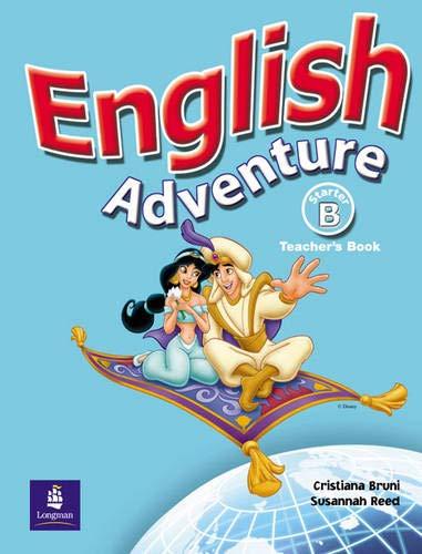 9780582791602: English Adventure Starter B Teacher's Book