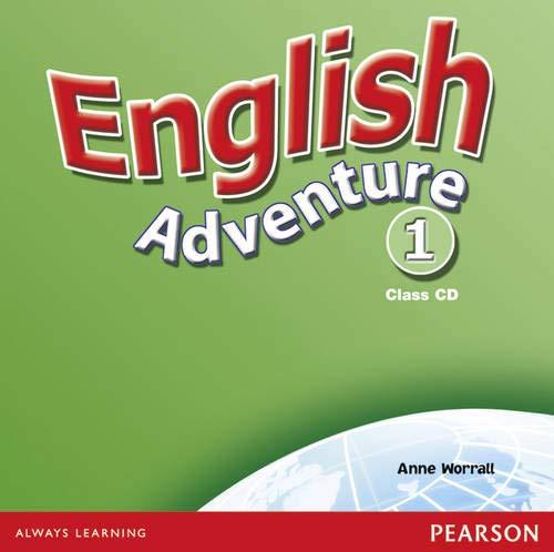 9780582791657: English Adventure Level 1: Class CD