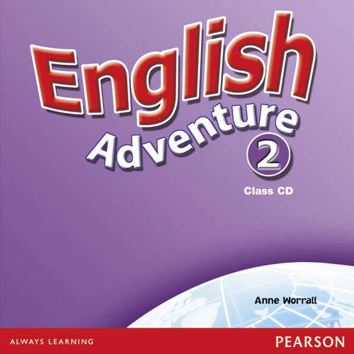 9780582791763: English Adventure Level 2: Class CD