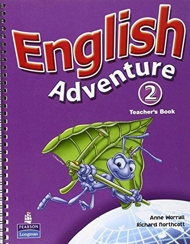 9780582791800: English Adventure: Teacher's Book Level 2