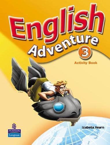 9780582791831: English Adventure Level 3 Activity Book