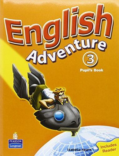 9780582791879: English Adventure Level 3 Pupils Book Plus Reader (English Adventure)