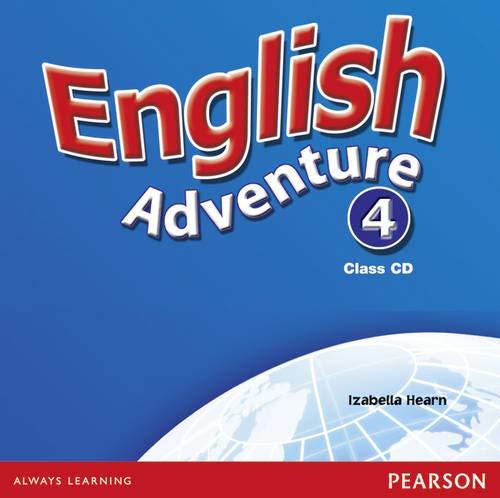 9780582791954: English Adventure Level 4 Class CD