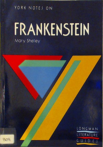 9780582792630: Frankenstein: Study Notes (York Notes)