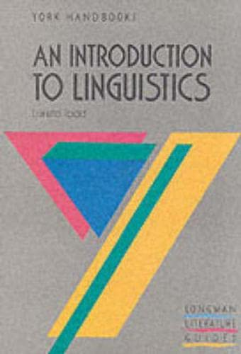 An Introduction to Linguistics: Todd, Loreto