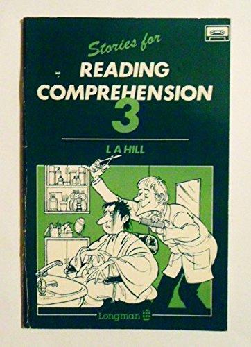 9780582793347: Stories for Reading Comprehension Book 3 (Skills) (Bk. 3)