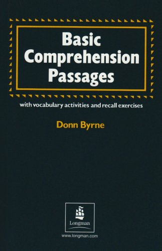 9780582793354: Basic Comprehension Passages with Vocabulary Activities and Recall Exercises (Skills)
