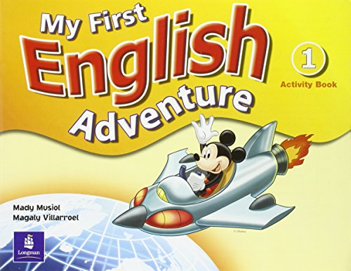 9780582793521: My First English Adventure 1 Activity Book