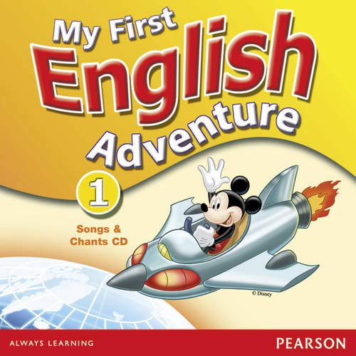 9780582793606: My First English Adventure Level 1 Songs CD