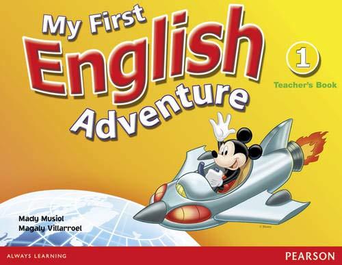 9780582793613: My First English Adventure Level 1 Teacher's Book: 1