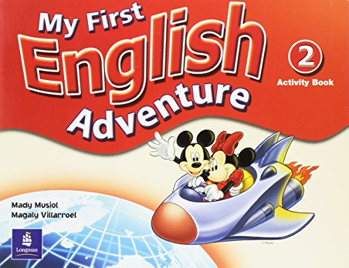 9780582793637: My First English Adventure 2 Activity Book (English Adventure)