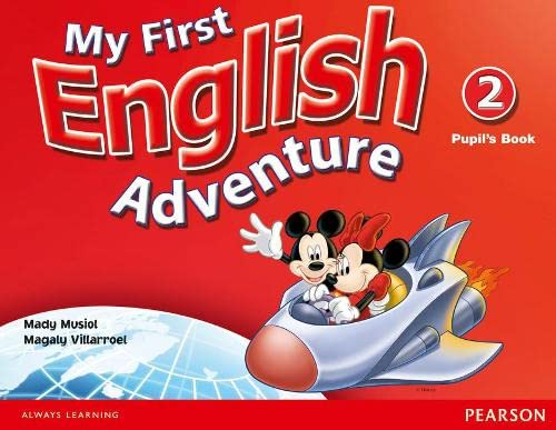 9780582793682: My First English Adventure 2 Pupil's Book