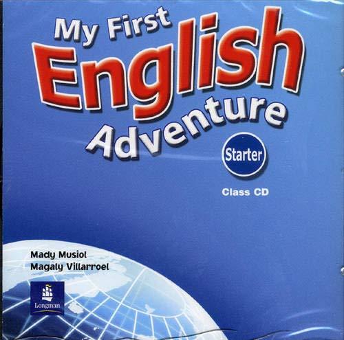 9780582793750: My First English Adventure Starter Class CD (English Adventure)