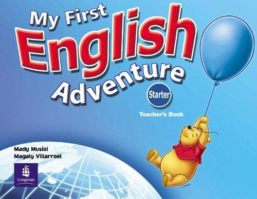 9780582793804: My First English Adventure: Starter Teacher's Book