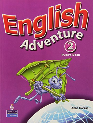 9780582793859: English Adventure Level 2 Pupils Book Plus Picture Cards