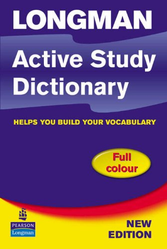 9780582794535: Longman Active Study Dictionary of English 4E Paper